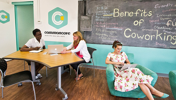 Common Cove Boston Coworking Office