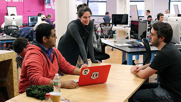 Launch Academy's Boston Coding Bootcamp