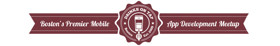 Drinks on Tap Banner
