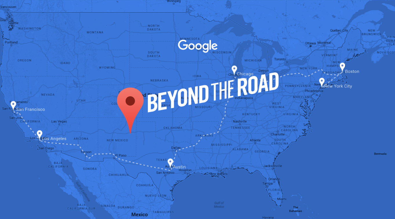 Beyond the Road: A Google Maps API event - Boston Startups Guide